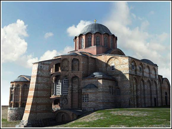 Manastirea Chora