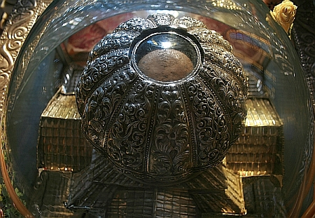Capul Sfantului Apostol Andrei - Catedrala din Patras