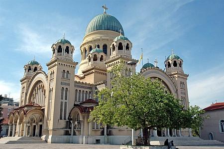 Catedrala Sfantul Andrei din Patras - Moastele