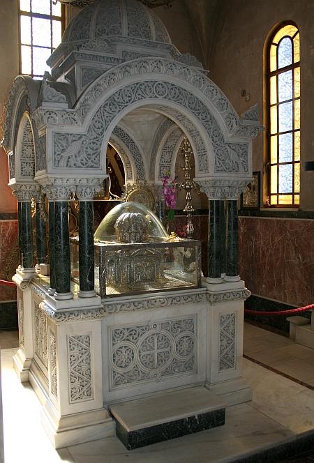 Racla Sfantului Apostol Andrei - Catedrala din Patras