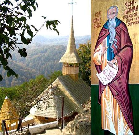 Manastirea Cetatuia - Muscel