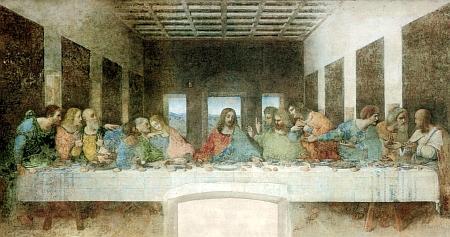 Cina cea de Taina - Leonardo da Vinci