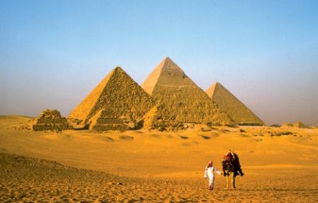 Piramida lui Keops - Egipt