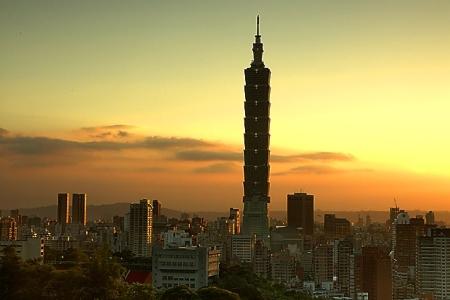 Turnul 101 din Taipei - Taiwan