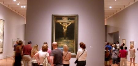 Salvador Dali - Rastignirea - Sfantul Ioan al Crucii