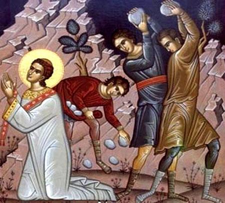 Sfantul Arhidiacon si Intai Mucenic Stefan