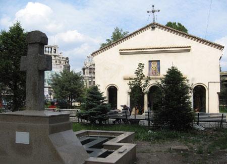 Biserica Sfantul Spiridon Vechi - Bucuresti