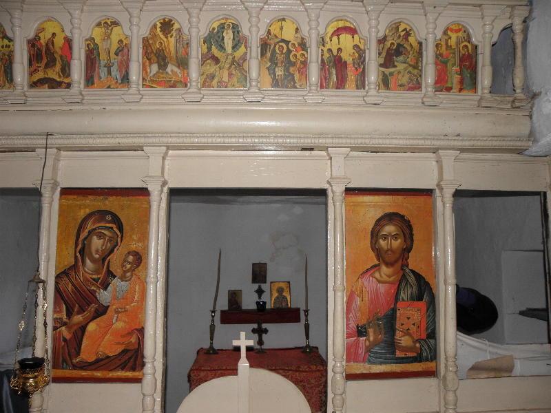 Chilia Sfanta Cruce