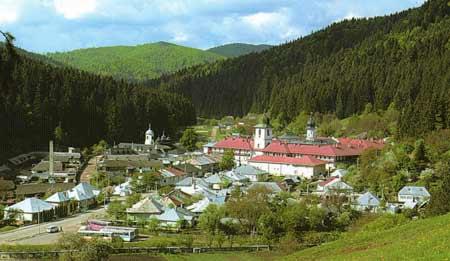 Manastirea Agapia Noua - Icoana  Maicii Domnului
