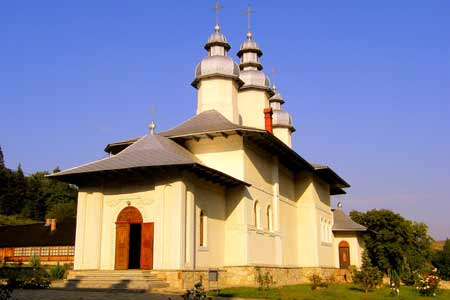 Manastirea Almas - icoana  Sfintei Ana