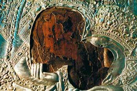 Icoana Maicii Domnului - Manastirea Namaiesti