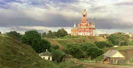 Manastirea Sfantul Nicolae din Mozhaisk