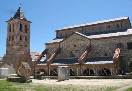 Biserica Protaton - icoana Maicii Domnului Axion Estin