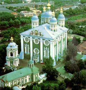 Manastirea din Smolensk