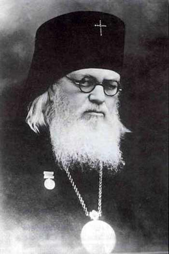 Sfantul Luca al Crimeei - numele de mirean Valentin Voino Iasenetki