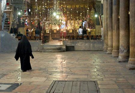 Biserica Nasterii din Betleem