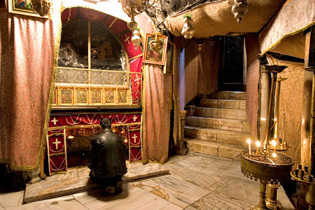 Pestera din Betleem