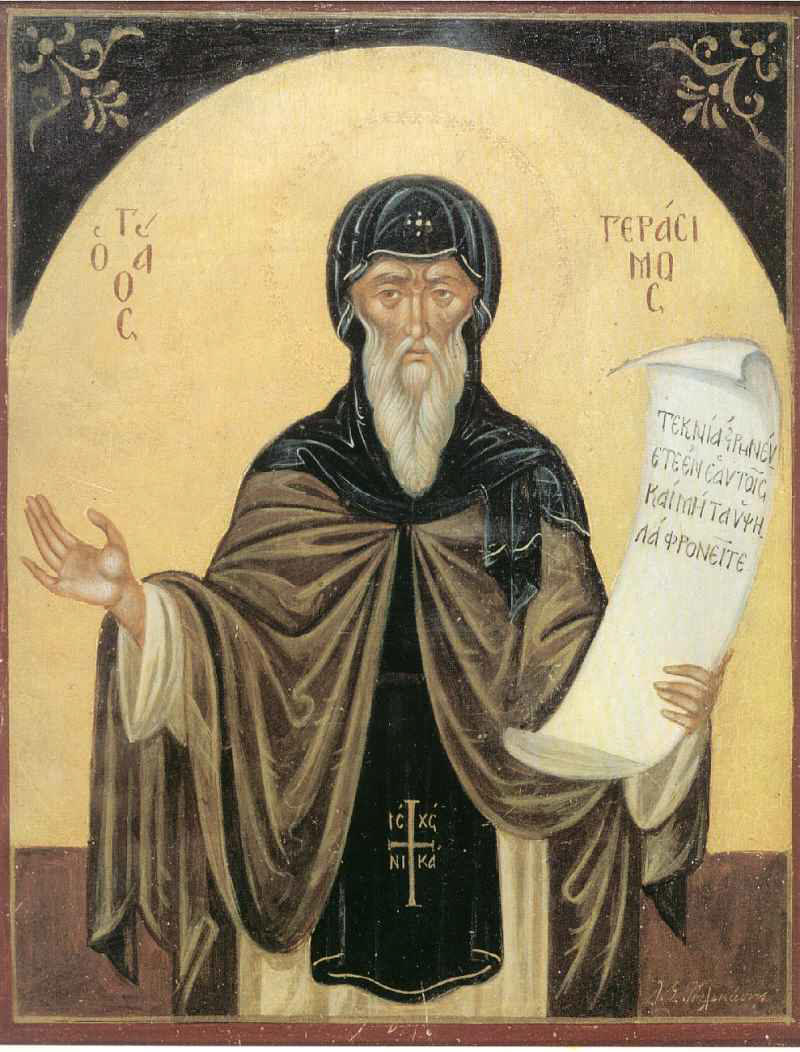 Sfantul Gherasim din Kefalonia