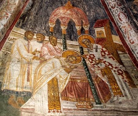 Sfantul Nicolae - Ierarhul din Mira