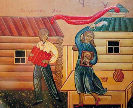 Zoia cea de piatra - Minunea Sfantului Nicolae