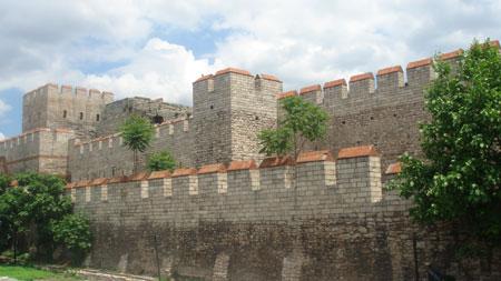 Zidurile orasului Constantinopol