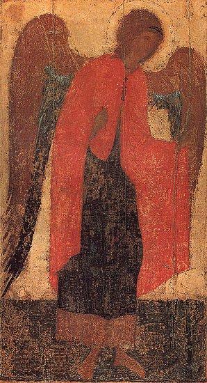 Icoana Sfantul Andrei Rubliov