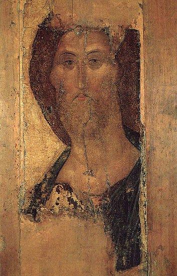 Sfantul Andrei Rubliov - Icoana Matuitorului