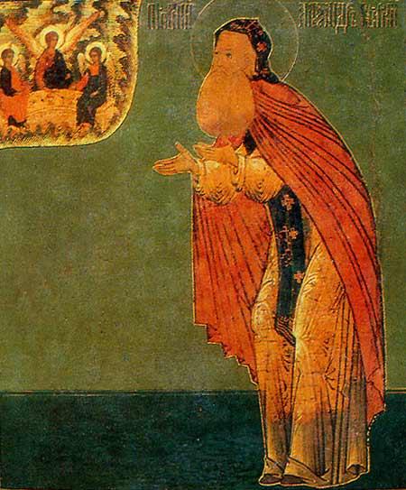 Sfantul Alexandru din Svir