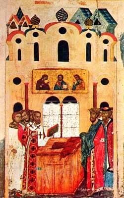 Manastirea Adormirea Maicii Domnului - Moscova