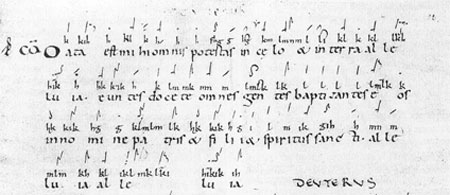Manuscris muzical