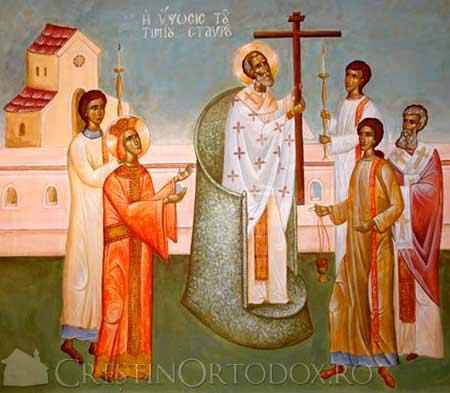 Image result for inaltarea sfintei cruci