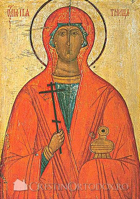 Sfanta Parascheva Piatnita