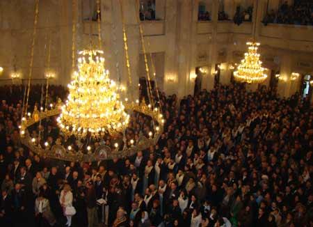 Policandrul cel mare - Catedrala din Arad