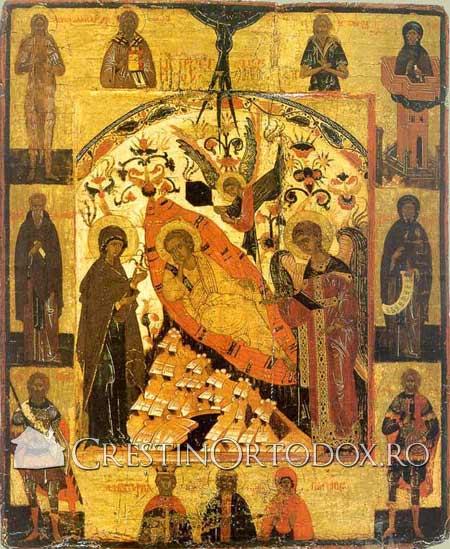 Somnul lui Iisus - Hristos Prunc sezand Culcat