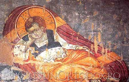 Somnul lui Iisus - Protaton