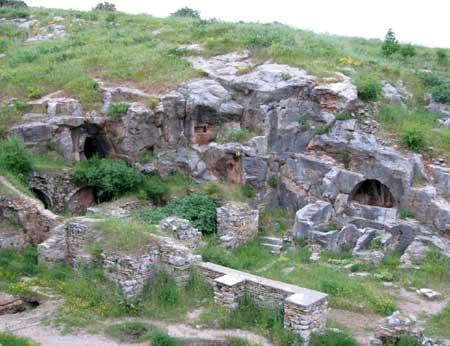 Pestera Sfintilor sapte Tineri din Efes