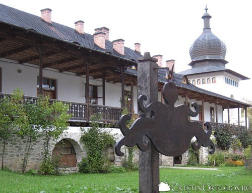Toaca de Metal - Manastirea Sihastria