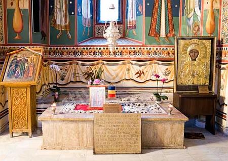 Mormantul Sfantului Constantin Brancoveanu