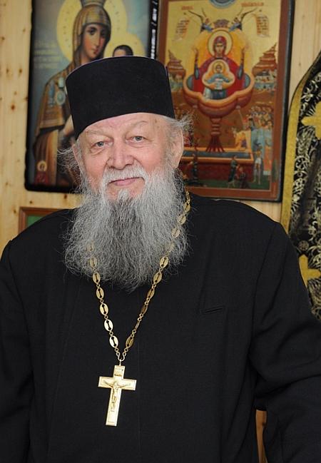 Parintele Gherontie Puiu - Manastirea Caraiman