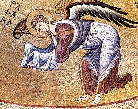 Sfantul Arhanghel Rafail