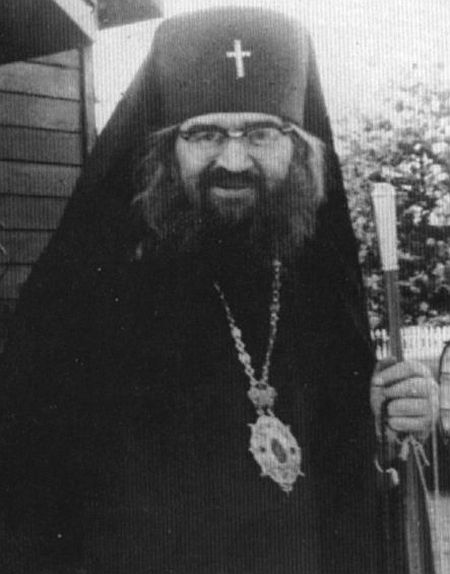 Sfantul Ioan Maximovici de Shanghai si San Francisco