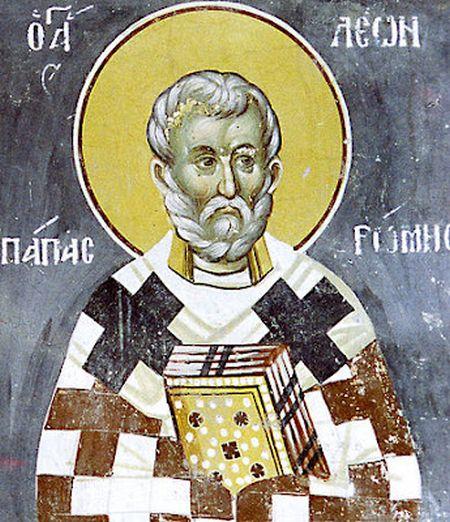 Sfantul Leon cel Mare - papa Romei