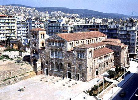 Catedrala Sfantul Dimitrie din Tesalonic