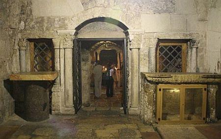 Biserica Sfantului Mormant - Paraclise din Sfantul Mormant