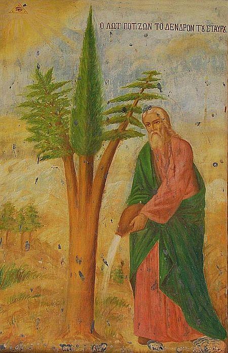 Pomul - Sfanta Cruce