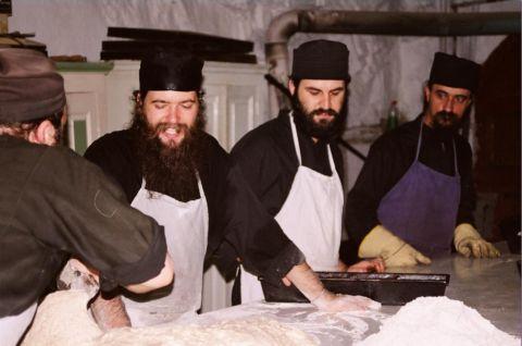 Sfantul Eufrosin Bucatarul