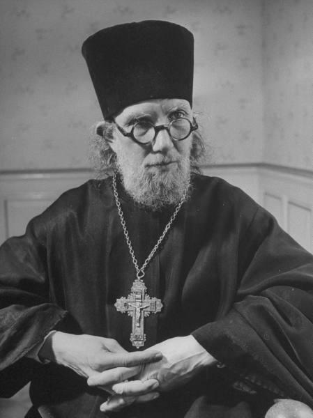 Parintele George Florovsky