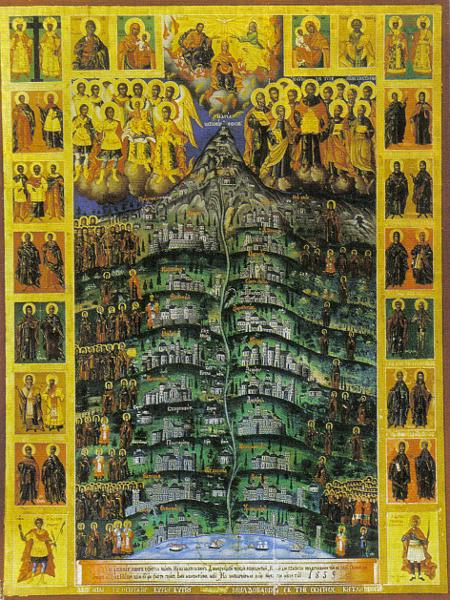 Icoana Muntelui Athos