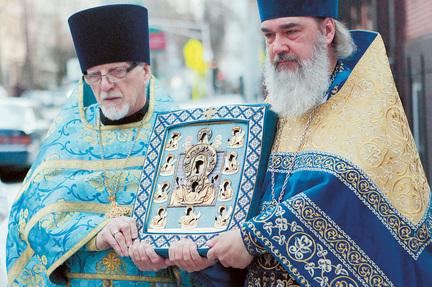 Icoana Maicii Domnului din Kursk