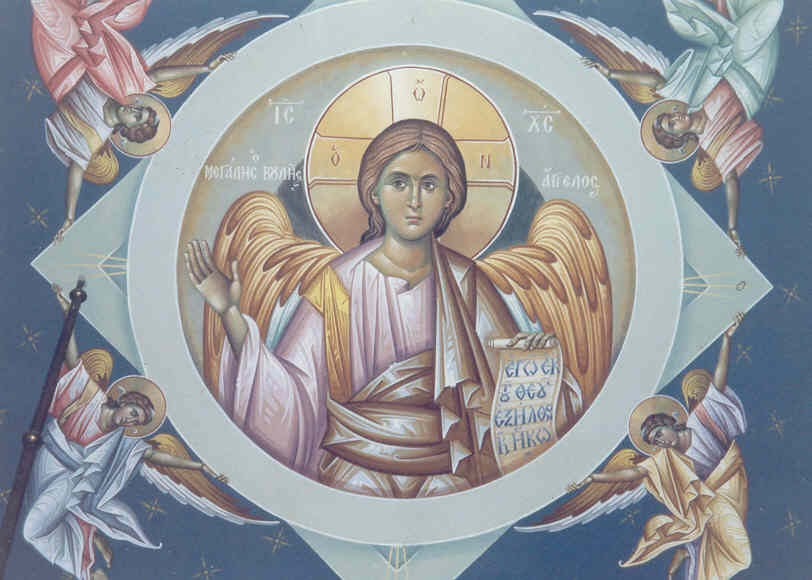 Iisus Hristos - Inger de mare sfat